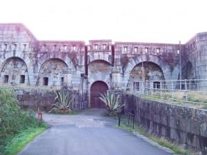 Entrada Castillo La Palma