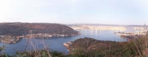 Vista desde Segaño
