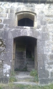 Escalera caracol San Felipe
