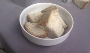 Pan oido cocina