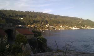 vistas desde el pueblo de San Felipe