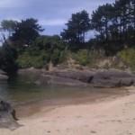 Playas de Mera y Espiñeiro, Oleiros.