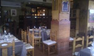 Comedor Rio coves