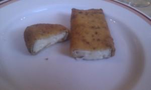Relleno de filloas de queso