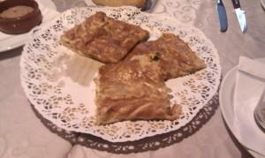 Empanada galo de corral