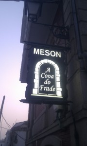 Meson A Cova do Frade