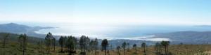 vistas playa carnota