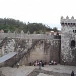 Castillo Vimianzo. Vimianzo.