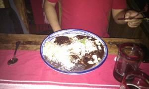 Enchilada Oaxaqueñas