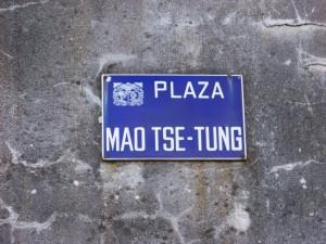 Plaza Mao en Burón