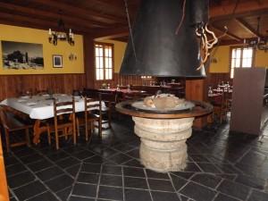 Comedor Hotel Piornedo