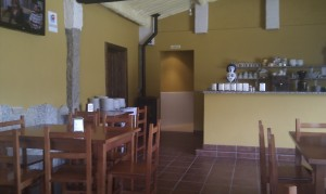 Interior Bacelo de Mari