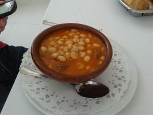 alubias La Bañeza