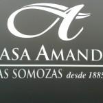 Casa Amando, As Somozas. A Coruña.
