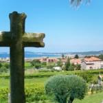 Santo Estevo de Noalla, Sanxenxo. Pontevedra.