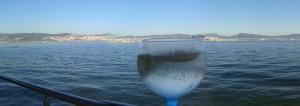 Gin tonic en el Marusia