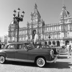 XXV Rally de Teresa Herrera de coches clásicos e historicos.