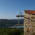 Ruta de los molinos de viento, Valga y Catoira. Pontevedra.
