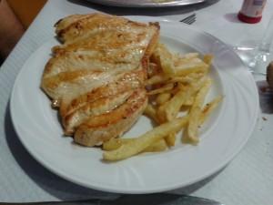 Filete pollo San Carrodio
