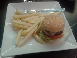 Mini hamburguesa S11