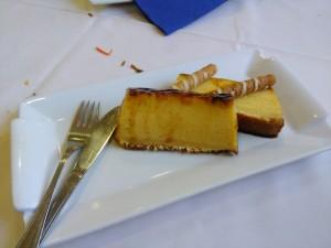 Pudding coco Casa Lemos