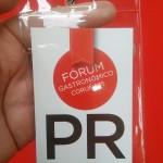 Fórum Gastronómico  Coruña 2015. Expositores.