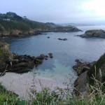 Playa de As Margaridas, Oleiros. A Coruña.