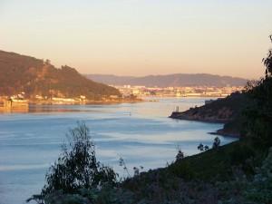 Bocana Ria de Ferrol