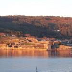 Castillo San Felipe, Ferrol.