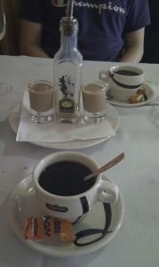 Cafe y chupitos El Gitano