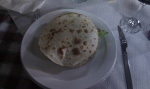Tortillas mejicana