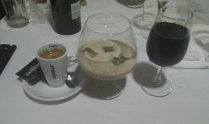 Cafe y chupitos