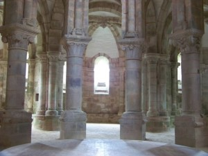 Altar mayor Carboeiro