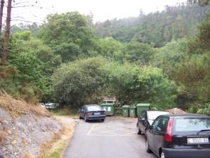 Entrada verdes