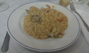 arroz marisco aguiera emplatado