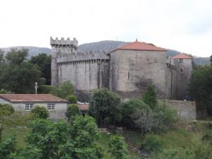 Castillo Vimianzo.