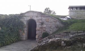 Entrada Casa do rouco