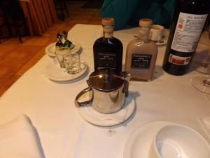 Cafes Asador do museo