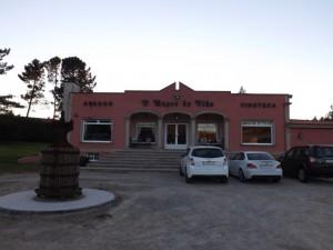 Asador do museo