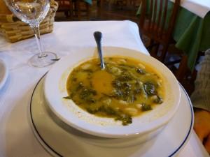 Caldo Restaurante Cantabrico