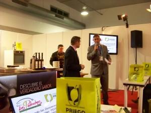 Presentación DO Pedroches Y DO Priego
