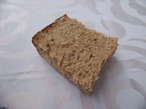 Pan con Auga Mareira