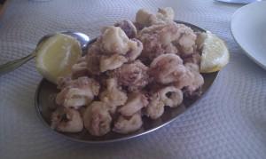 Calamares O Bacelo de Mari