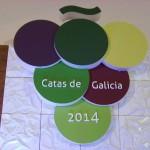 Galicia en catas 2014. Tunel do viño, espirituosos, quesos y miel de Galicia.
