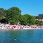 Playa de Menduiña, Cangas. Pontevedra.