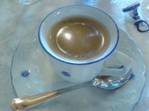 Café Eirado das Margaridas