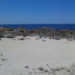 Playa de Lagos, Bueu. Pontevedra.