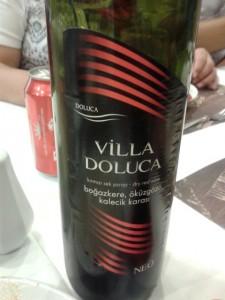Villa Doluca Neo Red