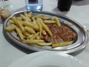 Filete Ternera San Carrodio