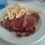 Restaurante Moneda, O Cádavo, Baleira. Lugo.